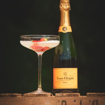 Horsebox Bar Hire Norwich champagne & fizz 500x500