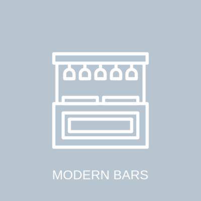 Filly & Foal Horse Box Bar modern bars