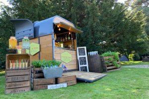 Mobile Bar Hire Norwich - Horse Box Bar Sandringham