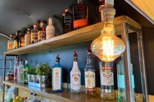 Mobile Bar Hire Norwich - Horse Box Gin Bar