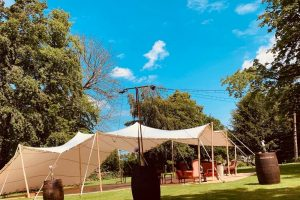 Mobile Bar Hire Norwich - Stretch Tent Hire Wroxham