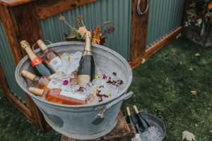 Mobile Bar Hire Norwich - Champagne On Ice